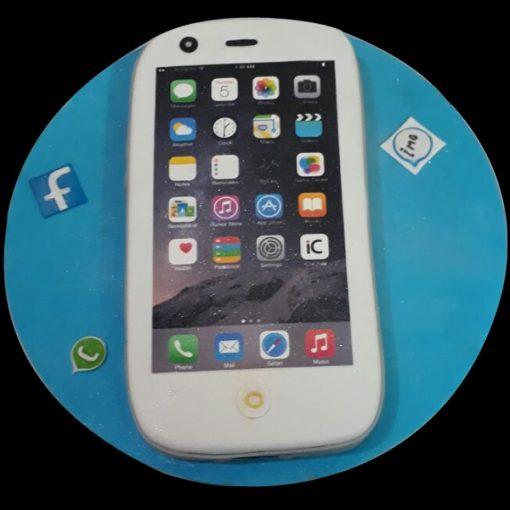 iPhone Photo Cake