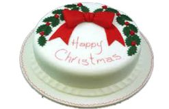 Christmas Celebrations Cake 1kg