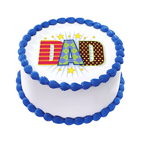 Cakes For Dad