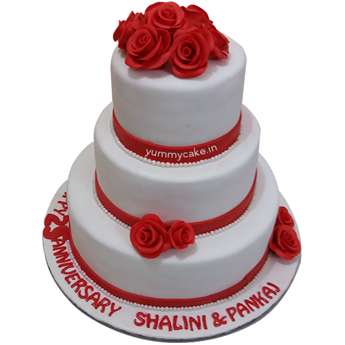 Anniversary Cake 5Kg