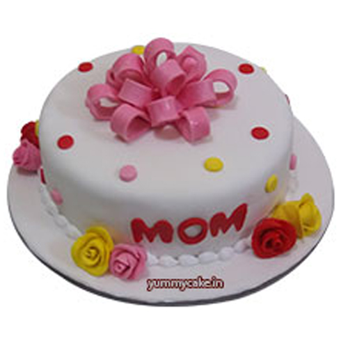 Birthday Cake For Mom.Special Cake For Mom
