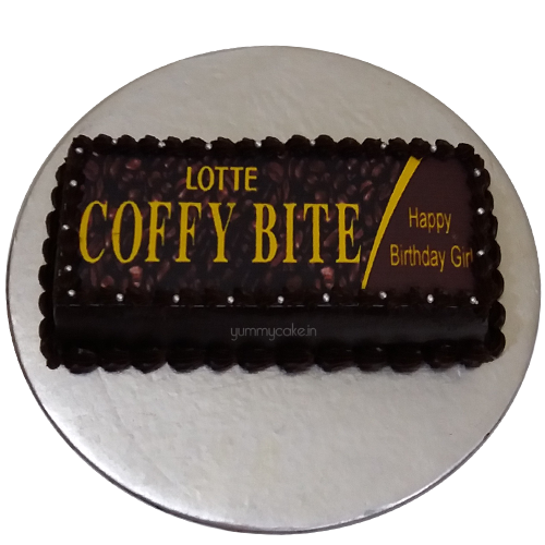 Coffy Bite Photo Cakes