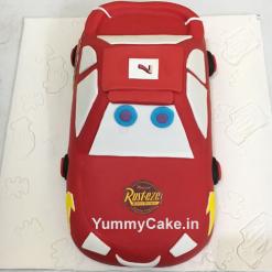 Car Cake, Birthday Car Cake