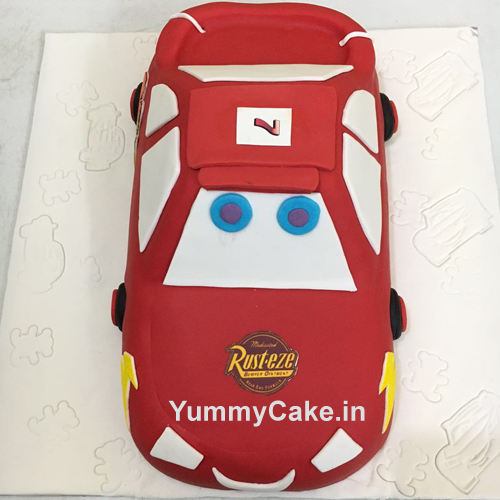 Car Cake, Birthday Car Cake