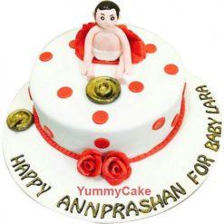 Annaprashan Ceremony Cakes