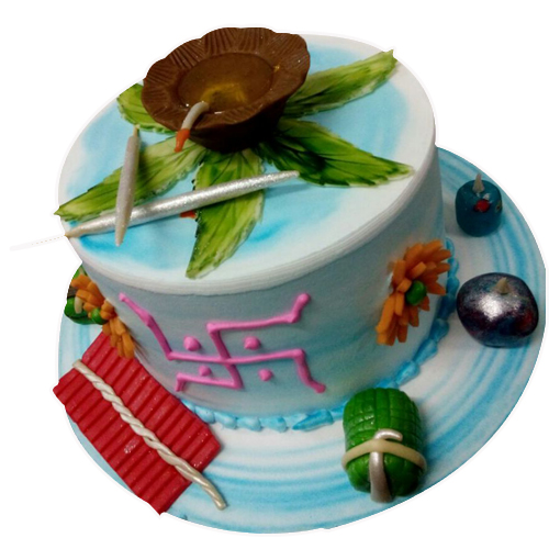Cake For Diwali
