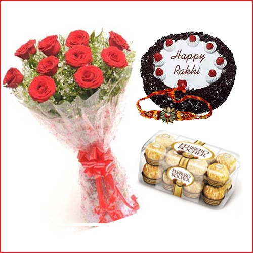 Rakhi Gifts For Sister