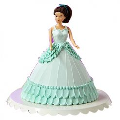 Barbie Princess Cake