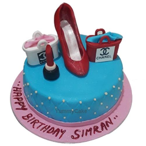 Designer Handbag Birthday Cakes