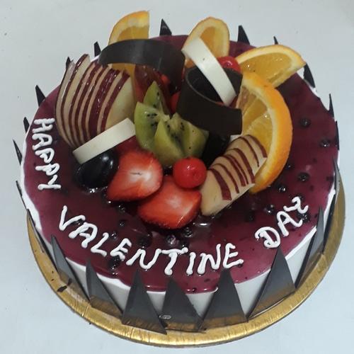 Blueberry Fruit Cake