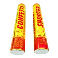 Party Popper Set of 2