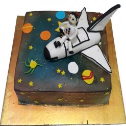 Planet Themed Cake