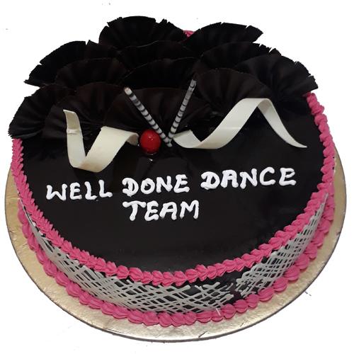 Premium Chocolate Truffle Cake