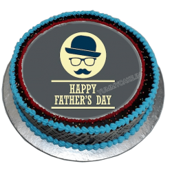 Happy Fathers Day cake