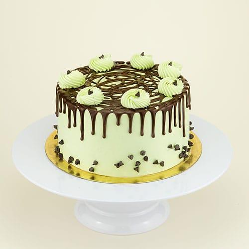 Butterscotch Chocolate Cake