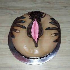 Pussy Theme Naughty Cake